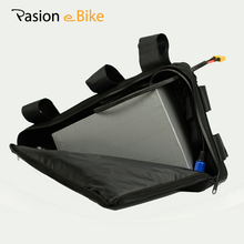 PASION E BIKE 52V 20.3ah  Electric Bicycle lithium battery Long life triangle Battery Pack Compatible 48V Free Customs US  EU RU