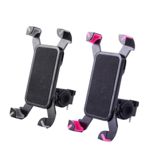 PVC Cycling Bicycle Bike Handlebar for Cell Phone Holder MTB Mountain Road Bike Cycling Accessories 2 Colors(China)