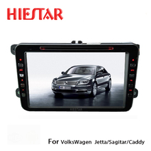 "8"" Special Car GPS Car DVD Radio Player Navigation HD touch screen For VolksWagen Jetta/Sagitar/Caddy/Touran/magotan/GOLF V"