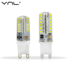 Buy LED G9 Lamp AC 220V Corn Bulb SMD 2835 3014 48 64 104leds Lampada LED Bulb Replace Halogen Light 360 Beam Angle for $1.03 in AliExpress store