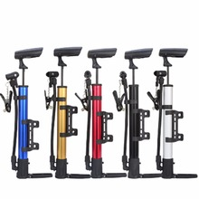 cycle zone Inflator Bike Pump Aluminum Alloy MiniPortable Bicycle Tire Pump Ultralight Cycling Air Pump For Bike Color Random