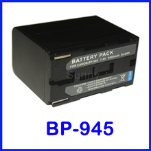 BP-945 Battery Pack for Canon GL1, GL2, XH A1, A1S, XH G1, G1S, XL H1, H1A, XL H1S, XL1, XL1S, XL2 MiniDV Digital Camcorder(China)