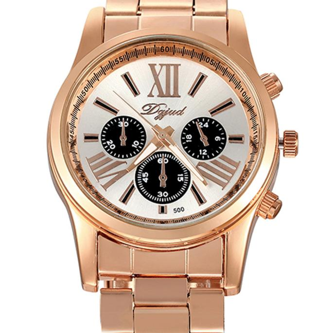 Luxury Brand Watches Men Classic Luxury Wristwatch Male Clock Casual Fashion Analog Quartz Stainless Steel Wrist Watch<br><br>Aliexpress