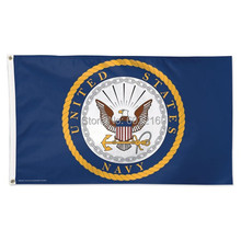 US Navy Seal Logo College Large Outdoor Flag 3ft x 5ft Football Hockey College USA Flag(China)