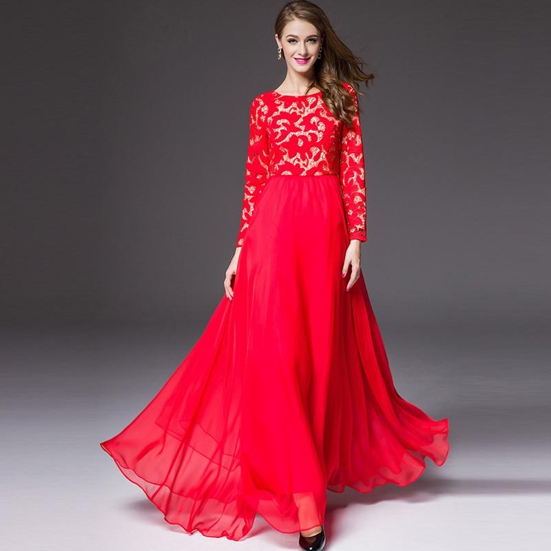 Collection Designer Maxi Dresses Pictures - Reikian