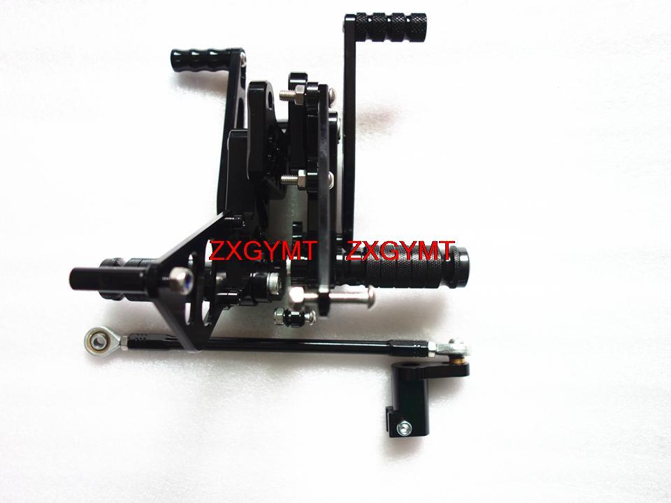 Footrest Foot Rest Pegs Rearset Rear Set for HONDA Cbr954RR CBR900 954 CBR954RR CBR 954 RR CBR 954RR 2002 - 2003<br><br>Aliexpress