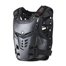 Motorcycle Motorbike Motocross Chest Back Protector Armour Vest Racing Protective Body-Guard Armor ATV Guards Race