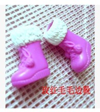 Different styles of shoes for choose accessories for Barbie sister little kelly doll BBI00K005