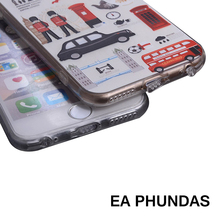 EA PHUNDAS for iphone 6 4.7inch 6plus 5.5inch Thailand India Greece France Japan and Canada maps design pattern hard back cover