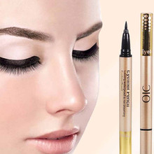 Best Gift 1pc Women Eye Liner Eyeliner Quick Waterproof Make Up Eyeliner Pen Jul7 MG Drop SHipping Factory Price