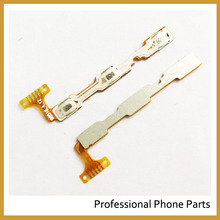 Original New Power Volume Button Key Flex Cable For HTC Desire 616 Desire 616W Replacement Part(China)