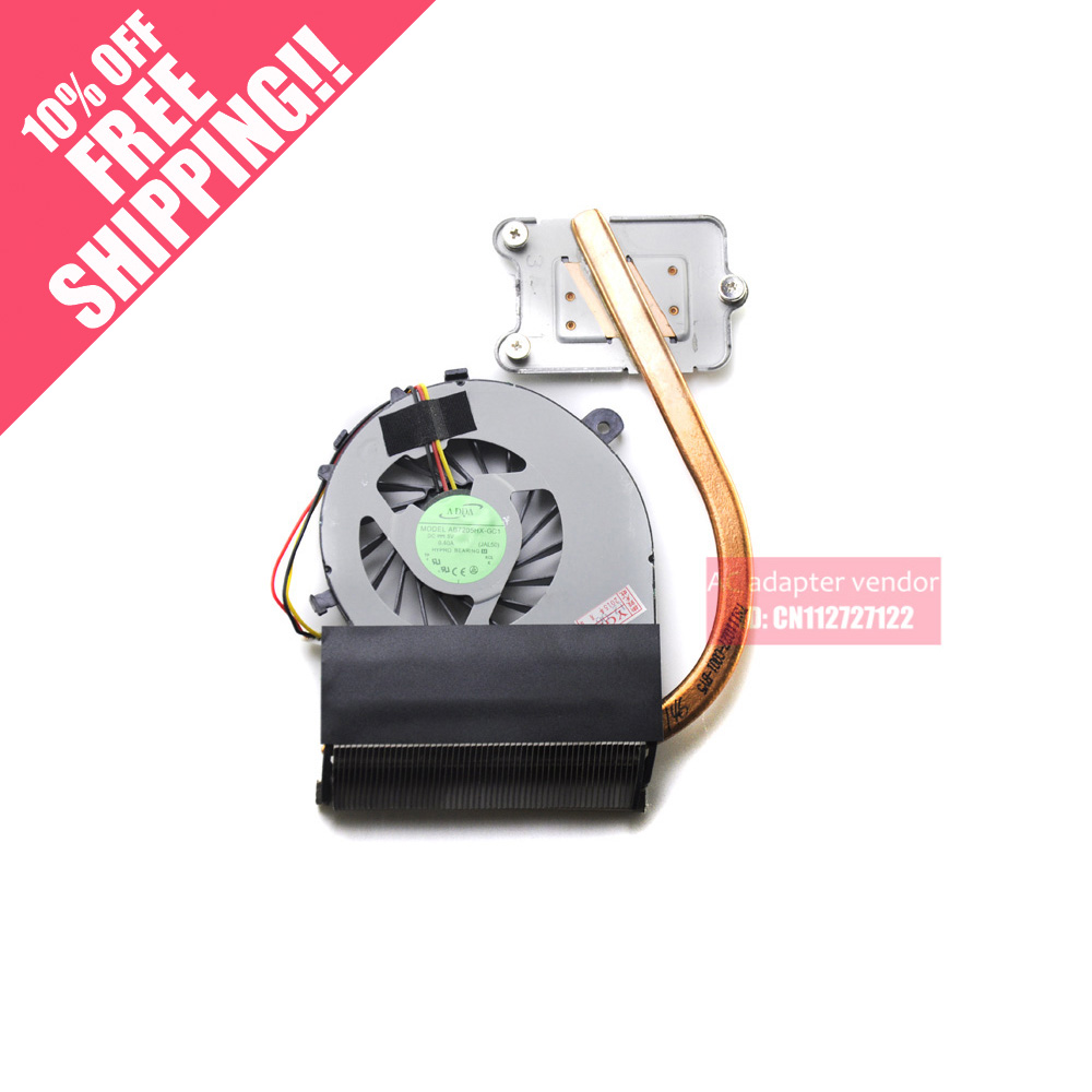 FOR TOSHIBA Satellite L845 laptop radiator fan modules heatsink for Integrated graphics card<br>