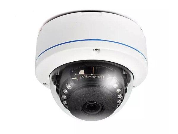 CCTV Dome Camera 3.6mm Lens CMOS 1000TVL Security Camera With OSD Menu<br>