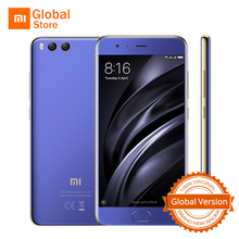 "Original Global Version Xiaomi Mi6 Mi 6 Smartphone Snapdragon 835 Octa Core 6GB RAM 64GB ROM 5.15"" NFC Dual Cameras Phone(China)"