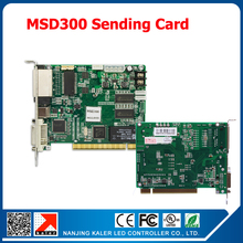 NOVA MSD300 sending card full color display LED video card for indoor outdoor led display sign board msd300 sender