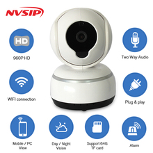 960P HD IP Camera WiFi Smart Wireless CCTV Home Security System Intercom Video Surveillance Baby Monitor(China)
