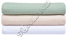 "Sinland 3-pack 16""X32""  Microfiber Waffle Weave Dish  Drying  Kitchen Towels Pet Towel Dries 10 times Faster Ship from US or UK"
