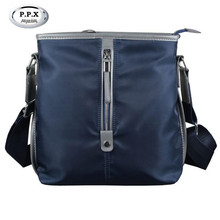 Hot Sale P.P.X Multi-function Men Bag Casual Oxford Small Bags Korean Trend Single Shoulder Bag High Quality Travel Handbag M584(China)