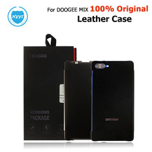5.5 inch Original For DOOGEE MIX Cell Phone Case Horizontal Flip Leather Protective Case Cover Shell For Doogee Mix Mobile Phone(China)