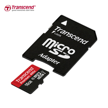 Transcend 16GB Class10 UHS-1 400X MicroSDHC Card Micro SD SDHC  60MB/S class 10 UHS-1 TF Memory Card official Verification