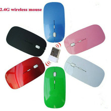 2.4GHz USB Wireless Optical Mouse Slim Magic Touch Mice For MAC iOS Desktop Computer Laptop PC P0.16