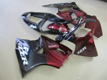 Injection mold Fairing kit for KAWASAKI Ninja ZZR600 05 06 07 08 ZZR 600 2005 2008 ABS Red Black Fairings set+7gifts KL01