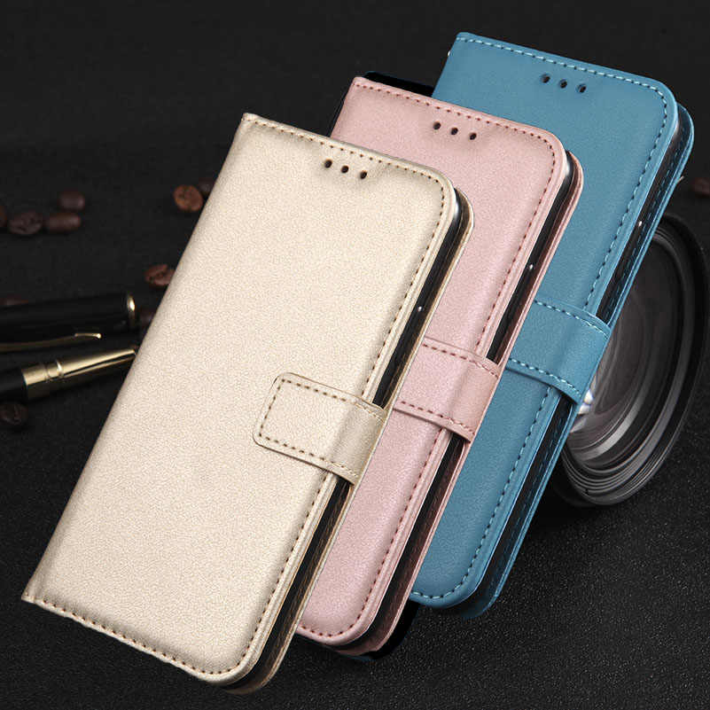 Luxury Wallet PU Leather Case For Samsung Galaxy S3 S4 S5 mini S6 S7 S8 S9 Edge Plus Note 3 4 5 8 Note3/8 Card Slot Stand Cover