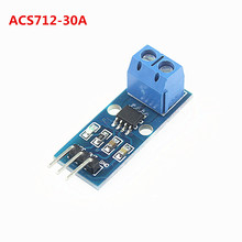 Free Shipping Hot Sale ACS712 30A Range Hall Current Sensor Module ACS712 Module For arduino 30A