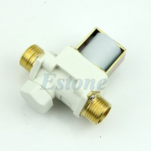 "New Electric Solenoid Valve 1/2"" For Water Air N/C Normally Closed AC 220V"