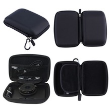 "Useful Hard Carry Case Cover 4.3"" In Car Sat Nav Holder For GPS TomTom Start Garmin#"