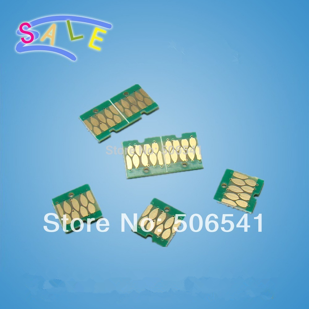 one time chip for Epson Surecolor F series F6000/f7000 compatible cartridge chip