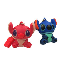 Creative Cartoon stitch USB Flash drive Genuine pendrive 128MB 4GB 8GB 16GB 32GB 64GB usb 2.0 Memory Stick Pen Drive u disk