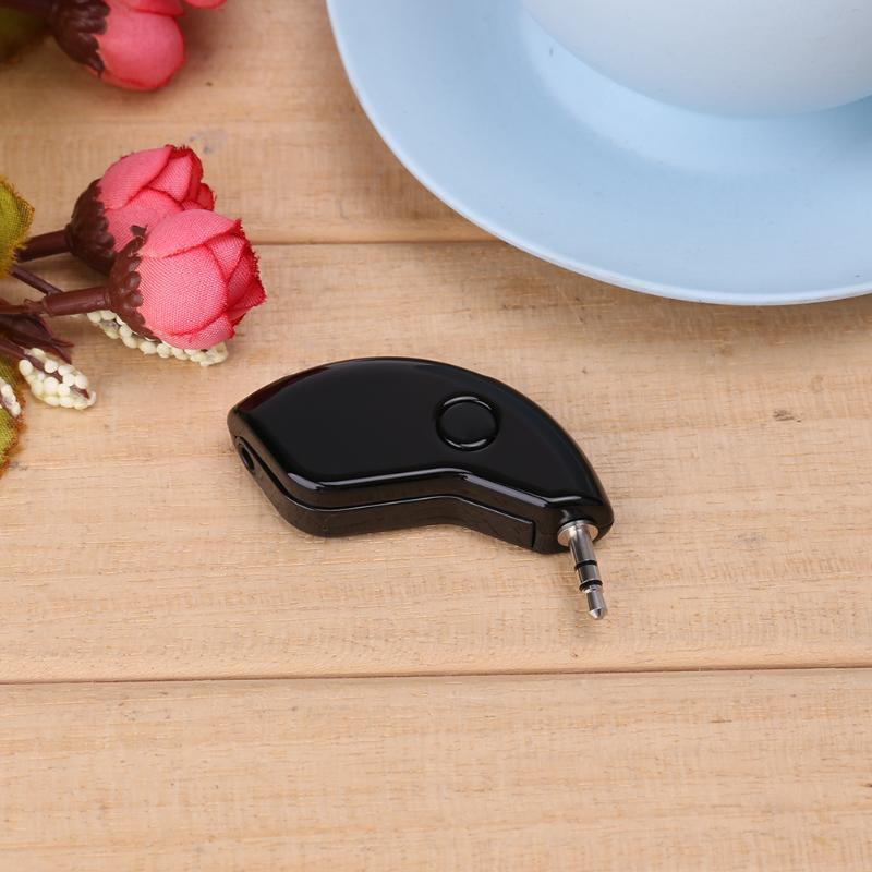 3.5MM Jack Bluetooth AUX Audio Music Receiver Car Interior Hands Free Wireless Bluetooth Adapter Car Kit for Universal Car