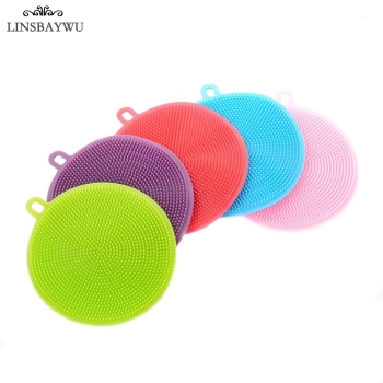 LINSBAYWU Multifunction Silicone Dish Bowl Magic Kitchen