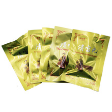 10 pcs /lot Beautiful life swab women female vaginal repair herbal tampons products vaginal clean point tampon golden package