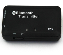 Wireless Bluetooth 4.0 Audio Transmitter Sender Adapter 3.5mm Stereo Music Transmitters