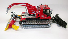 1:43 Pistenbully Snow Cat with Crane(China)