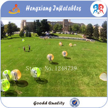 Good Quality TPU Material 1.5m Bubble Soccer,Inflatable Bubble Football Suit,Zorb Body Ball For Sale With Cheap Price