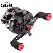 SeaKnight VIPER VIPER-HG Baitcasting Reel 7.5KG Drag 12BB High Speed 6.3:1 7.0:1 210g 2 Break Systems Carp Fishing Wheel(China)