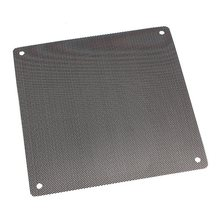 New Arrival 14cmx14cm Computer Cooling Fan Filter PVC 140mm PC Fan Case Dust Filter Strainer Dustproof Mesh Cuttable