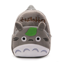 Anime Tonari no Totoro Cosplay Totoro Cos Japan cute cartoon children bag candy bag plush backpack