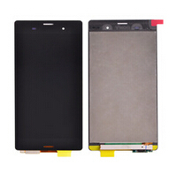 5pcs For Sony Xperia Z3 L55t D6603 D6653 Lcd Display Screen+Touch Glass Digitizer Assembly Free shipping<br><br>Aliexpress