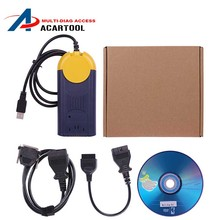 Hot sale Actia multidiag j2534 Pass-Thru OBD2 Device Multi-Diag Access J2534 V2015.1 Multi Diag Pass Thru Interface(China)