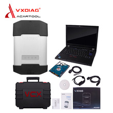 VXDIAG Multidiag Diagnostic Tool for Benz Powerful than MB STAR C4 with LAPTOP T420(I5/4G)+HDD For Mercedes Benz scanner(China)