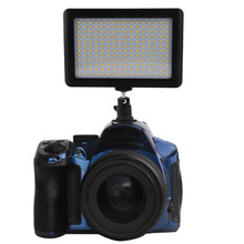 PAD192 Photographic Lamp LED Lamp Video Light Photo Photography Panel Lighting 6000K For Sony NP-F Series Camcorder Camera