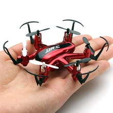 JJRC H20 Hexacopter 2.4G 4CH 6Axis Headless Mode RTF Remote Control Quadcopter Helicopter(China)