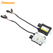 Buy Buildreamen2 HID Xenon Ballast 55W 12V Digital Ignition Block Ballast Replacement Car HID Xenon Kit H1 H3 H4 H7 H8 H11 9005 9006 for $7.64 in AliExpress store