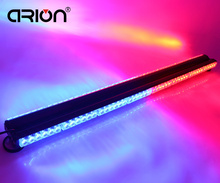 "Hot Sale 47"" 1200MM 96 LED Work LightBar Flash Strobe Emergency Light Bar Beacons Flashing Warning Lights Lamp Red&Blue Color"