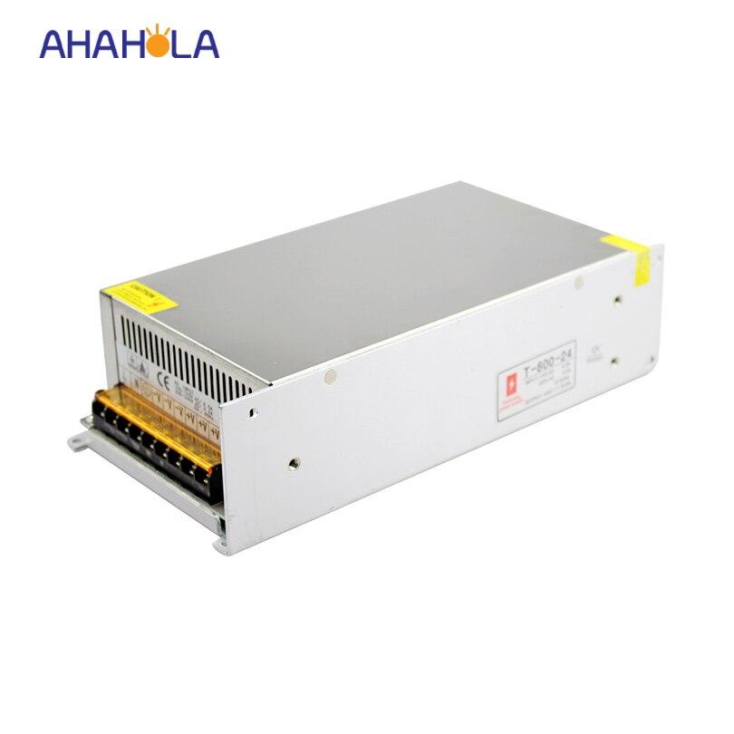 switching transformer ac 110v 220v to 12v 24v dc power supply,output dc 12v 24v 800w power supply led lights<br><br>Aliexpress