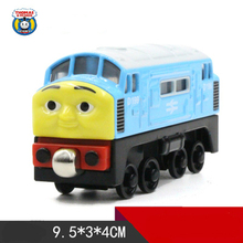 D199 BUS One Piece Diecast Metal Train Toy Thomas and Friends Megnetic Train The Tank Engine Toys For Children Kids Gifts